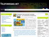 Anteprima www.telefonissimo.net