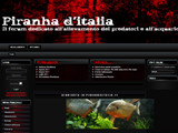 Anteprima www.piranhaditalia.it