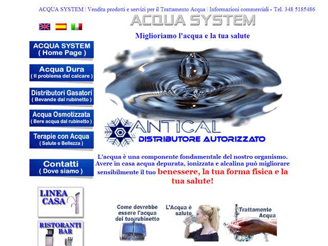 Anteprima www.acquasyst.com