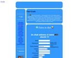 Anteprima stellachat.altervista.org