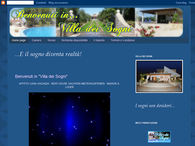 Anteprima www.villadeisogni.blogspot.com