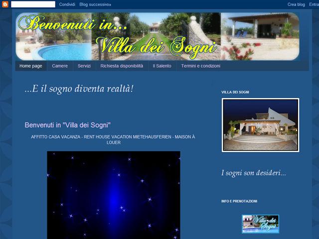 Anteprima www.villadeisogni.blogspot.com