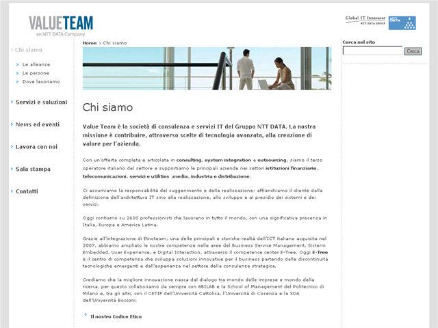 Anteprima www.webegg.it