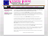 Anteprima www.venetoigiene.it