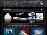 Anteprima www.kondor-web-design.com