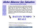 Anteprima www.meteoalmennosansalvatore.it