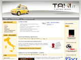Anteprima www.taxi.it