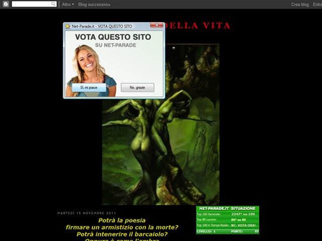 Anteprima lastregadellavita.blogspot.it