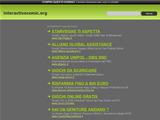 Anteprima www.interactivecomic.org