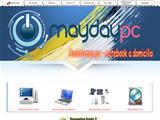 Anteprima www.maydaypc.it