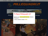 Sito www.millequadri.it