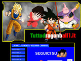 Anteprima www.tuttodragonball1.it