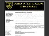 Anteprima www.cobrasicurezza.it