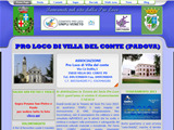 Anteprima www.prolocodivilladelconte.it