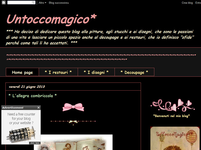 Anteprima oasigaia.blogspot.it