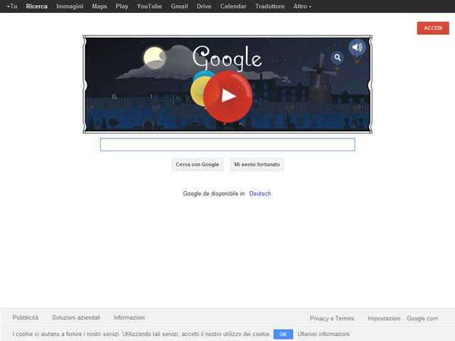 Anteprima google.de