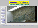 Anteprima www.puntocasaristrutturazioni.it