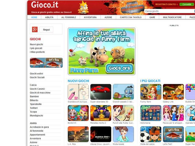 Anteprima www.gioco.it