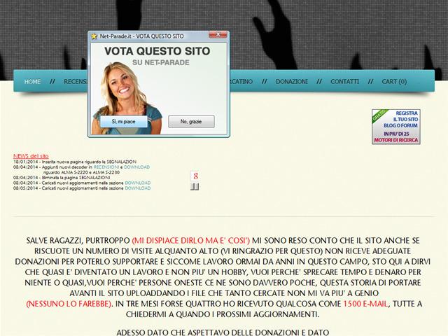 Anteprima www.listecanali.com