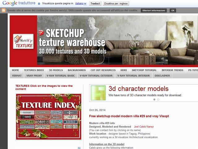 Anteprima www.sketchuptexture.com