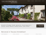 Anteprima www.toscanaimmobiliare.net