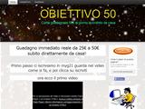 Anteprima obiettivo50.beepworld.it
