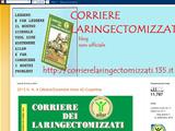 Anteprima corrierelaringectomizzati.135.it