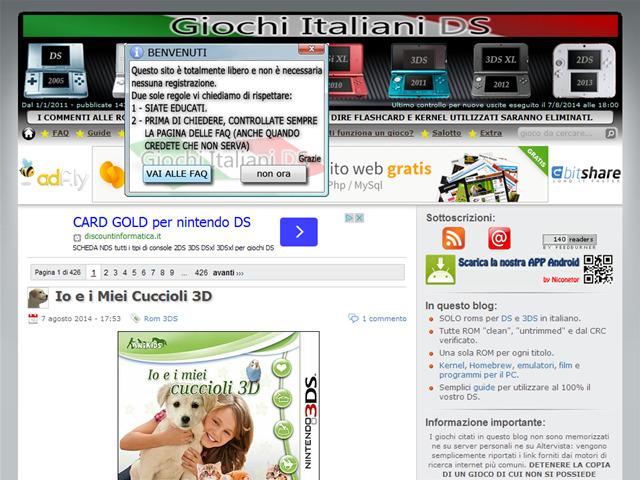 Anteprima giochitalianids.altervista.org