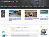 Sito www.stigliano-mt.it