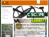Anteprima www.goldetectors.it