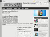 Anteprima www.galaxy-s5.it