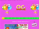 Anteprima www.ocballoons.it