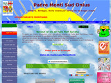 Anteprima www.padremontisud.it