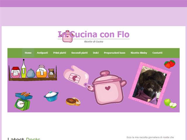 Anteprima www.incucinaconflo.it