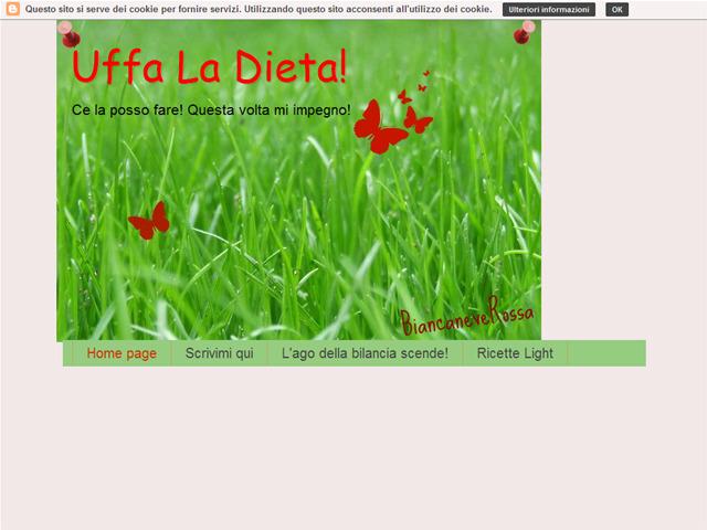 Anteprima uffaladieta.blogspot.it