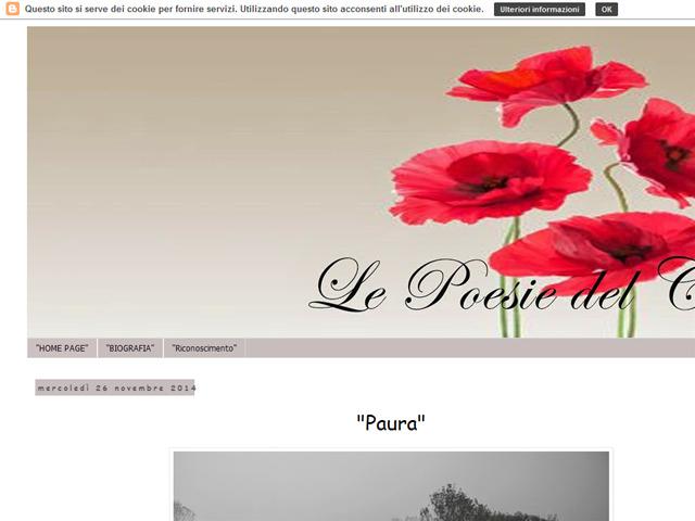 Anteprima lepoesiedelcuore.blogspot.it