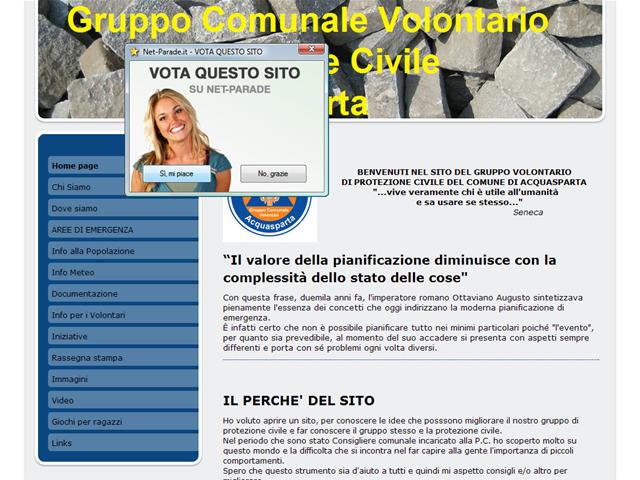Anteprima procivacquasparta.jimdo.com