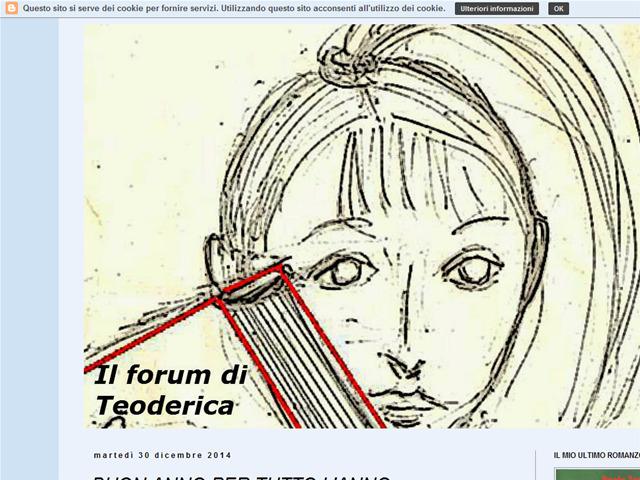 Anteprima teodericaforum.blogspot.com