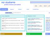 Anteprima www.noistudiamo.it