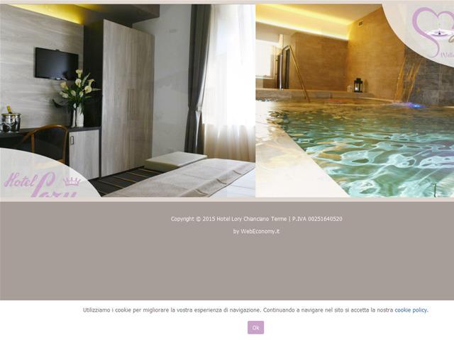 Anteprima www.hotellory.net