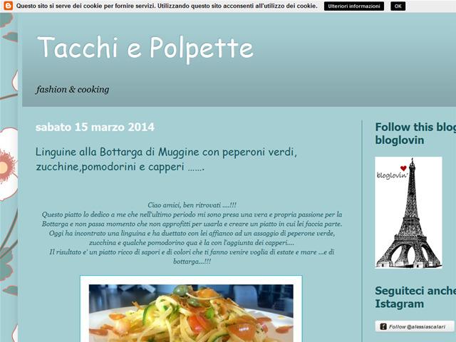 Anteprima tacchiepolpette.blogspot.it