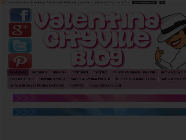 Anteprima valentinacityvilleblog.blogspot.it