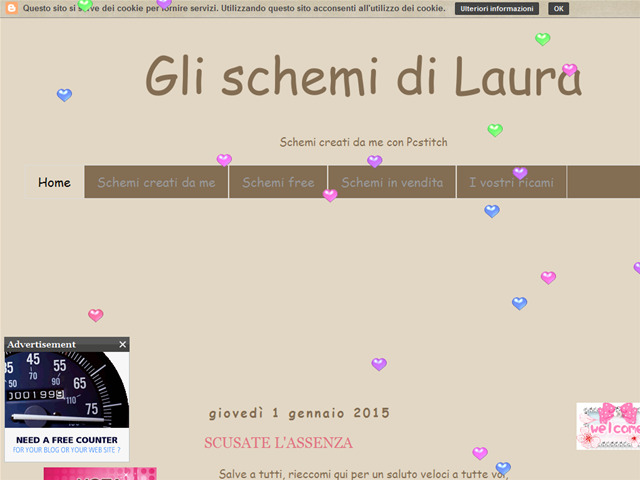 Anteprima laurapcstitch.blogspot.it