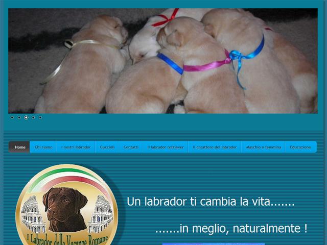 Anteprima www.labradordellevacanzeromane.com