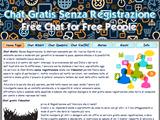 Anteprima chat-gratis-senza-registrazione.it