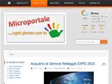 Anteprima www.microportale.eu