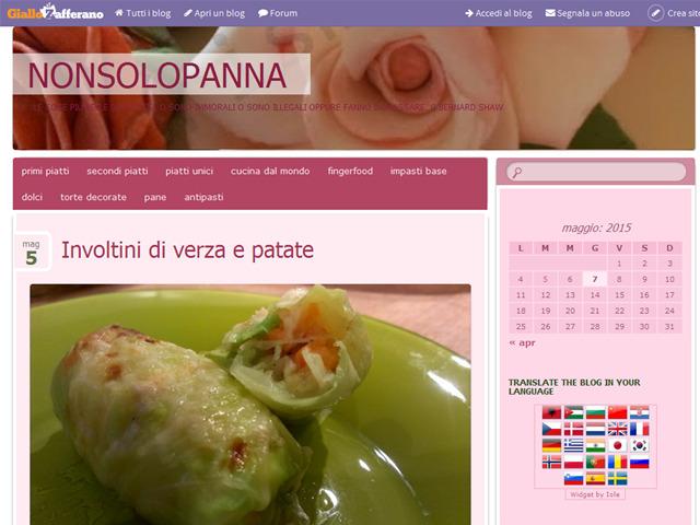 Anteprima blog.giallozafferano.it/nonsolopanna
