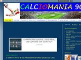 Anteprima www.calciomania90.com