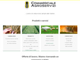 Anteprima www.commercialeagroservizi.it