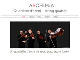 Anteprima www.quartettoarchimia.com